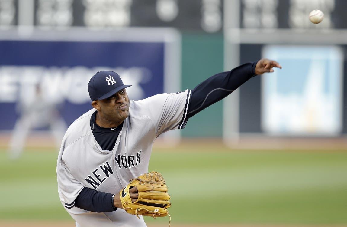 CC. Sabathia llega a un acuerdo para seguir con los Yankees