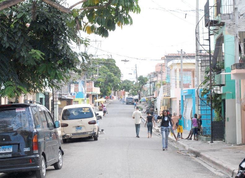 Copadeba dijo que antes las calles del barrio y éste en su conjunto era lugar de esparcimiento y ocio, y daban seguridad a sus residentes, pero hoy les da miedo e inseguridad. Foto: Archivo/ Rafael Segura.