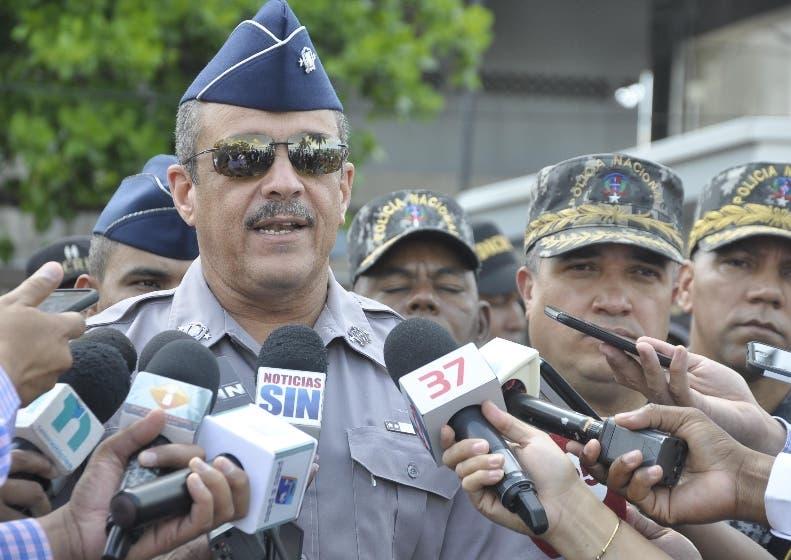 Director de la Policía niega oculten información a la prensa