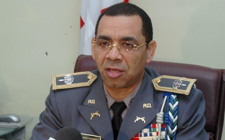 Coronel Nelson Rosario Guerrero
