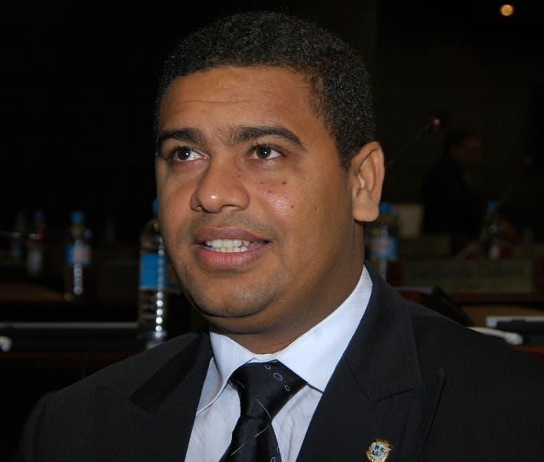 El diputado peledeísta  Tulio Jiménez. Foto de archivo.