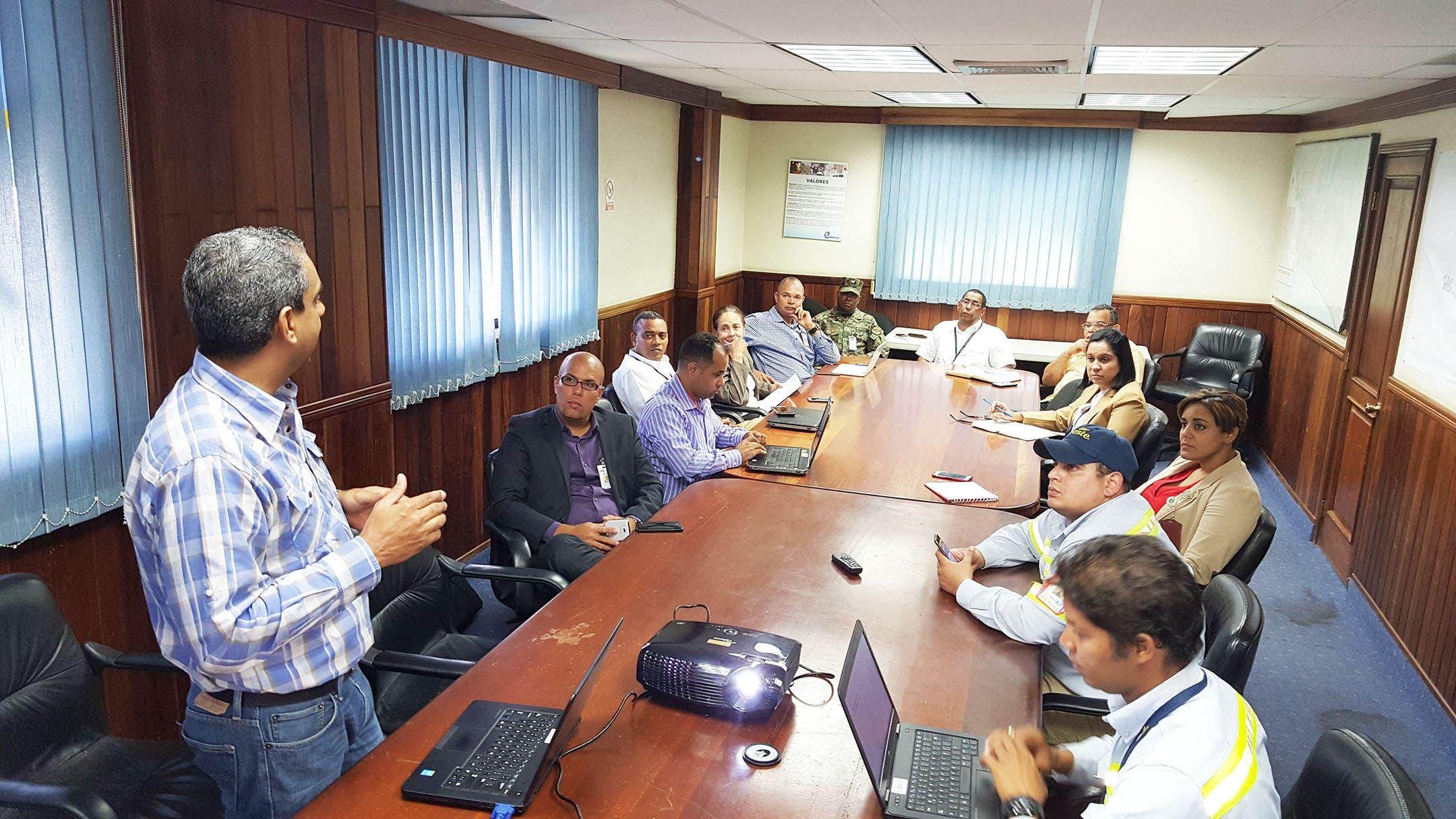 EDE Este activa plan de contingencia para la temporada ciclónica 2016