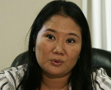Keiko Fujimori. AP