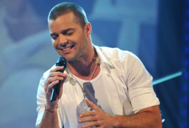 """Ricky Martin en """"Unidos por HAití"""". Hoy/Alegría"""