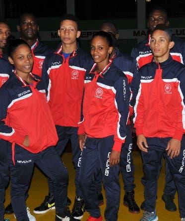 Selección dominicana de lucha conquista cinco medallas en Panam