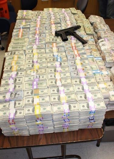 Tenía US$24 millones en efectivo en su casa de Miami