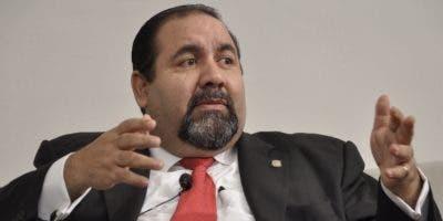 Ramón Rogelio Genao, dirigente del PRSC. Archivo