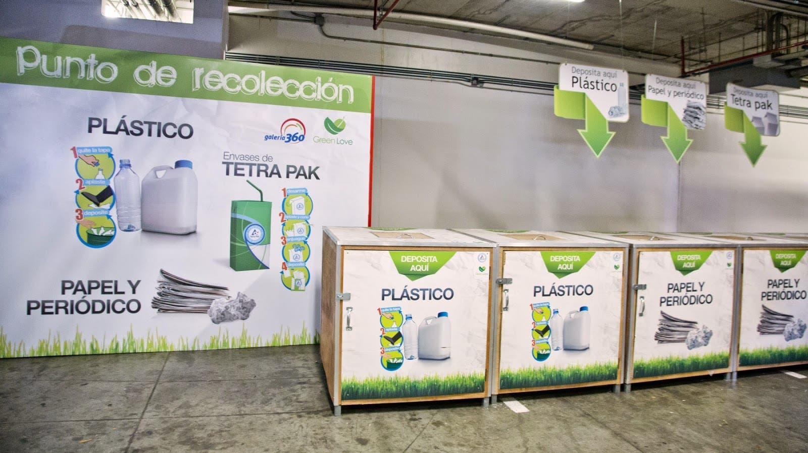 Unapec abre feria de reciclaje