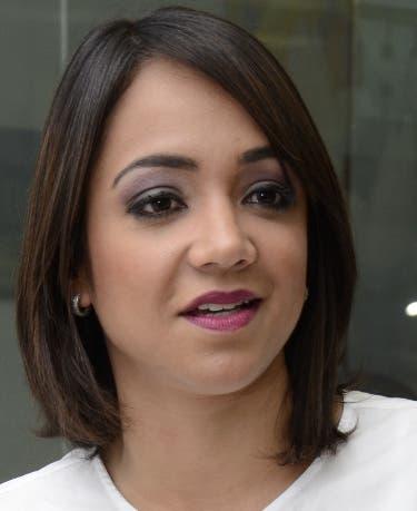 Entrevista a la candidata a diputada por el partido Revolucionario Moderno Faride Raful durante una visita a la redacciòn del periòdico Hoy. Aracelis Mena 11/05/2016