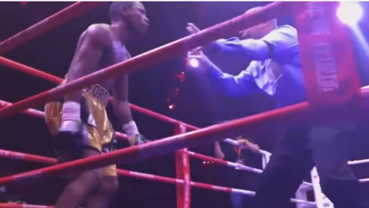 El Abejón Fortuna pierde título mundial en China; vea aquí el video