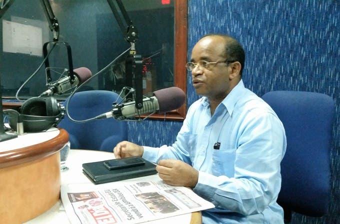 Fulgencio Severino, presidente del MPT.