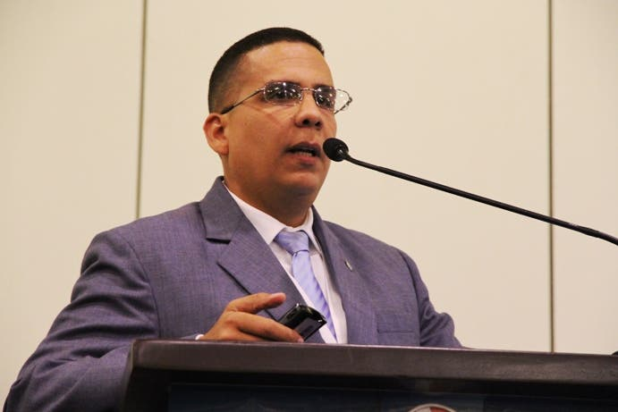 Coronel Licurgo Yunes, director del DICAT