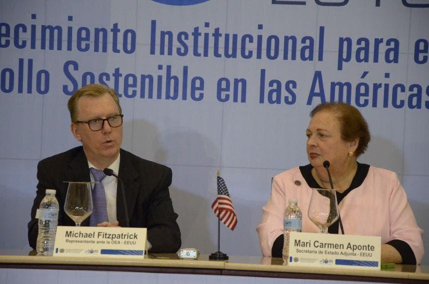 Estados Unidos favorece OEA se disculpe con Rep. Dominicana
