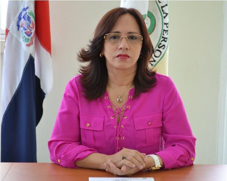 Nathalie Maria,Directora Ejec. del Conape