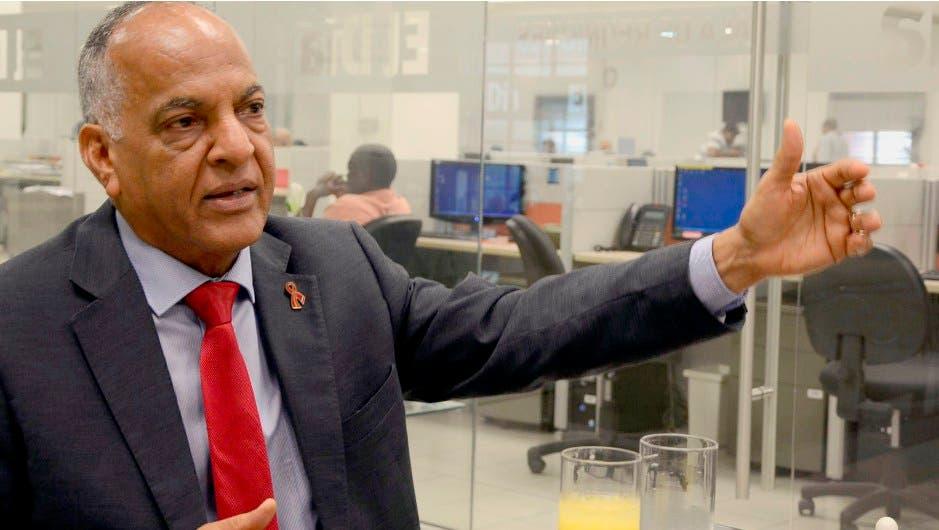 Víctor Terrero, director de COPRESIDA.