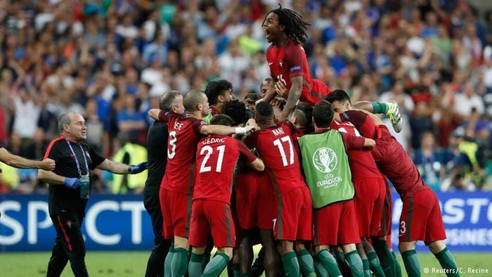 Portugal logra su primer título y es el décimo campeón de Eurocopa 2016