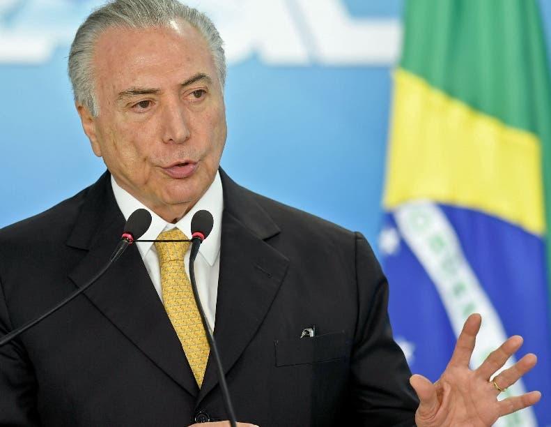 Temer aboga ante los BRICS por una comunidad internacional más representativa