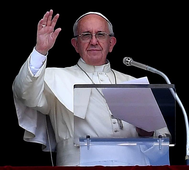 El papa Francico