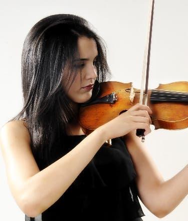 Aisha Syed culmina gira en  Colombia