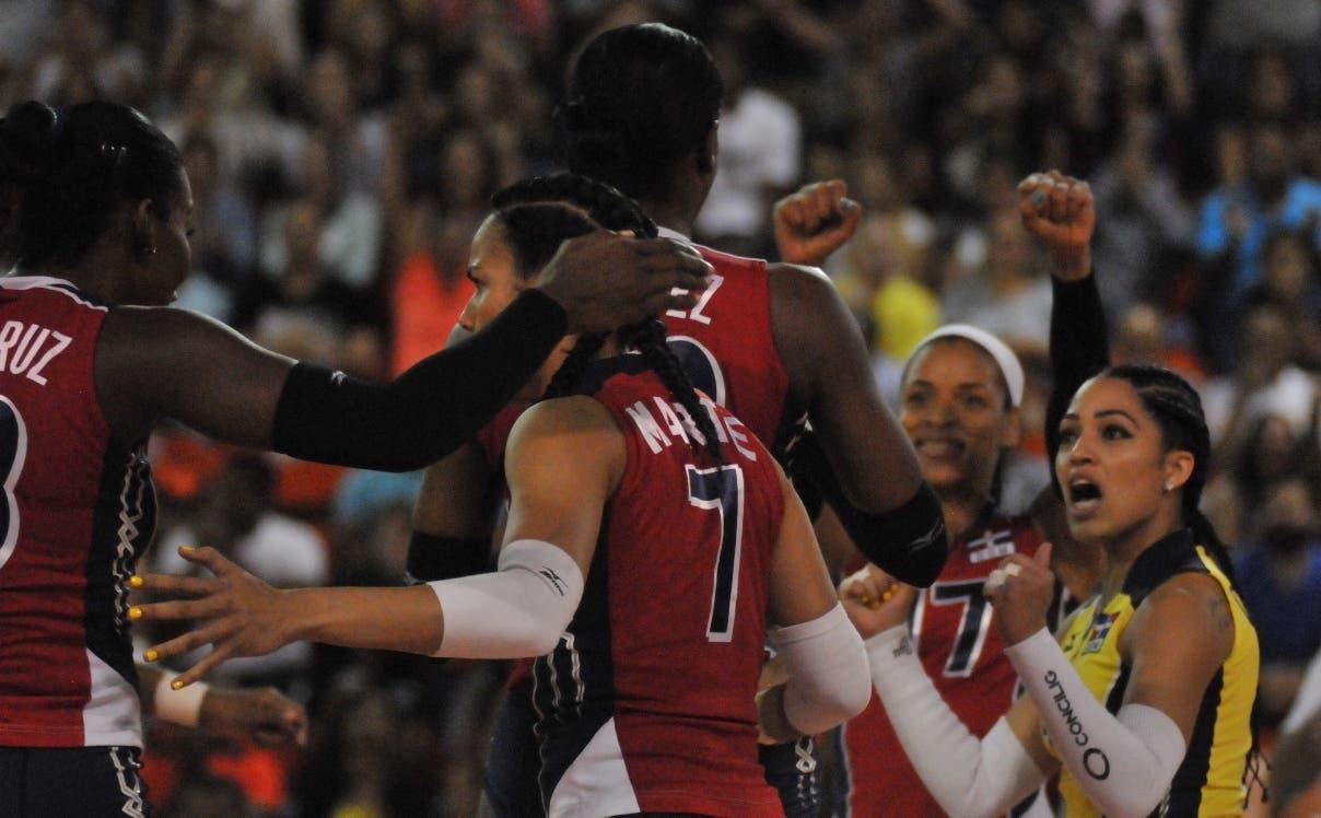 Dominicana derrota a Cuba 3-0 y avanza a la final