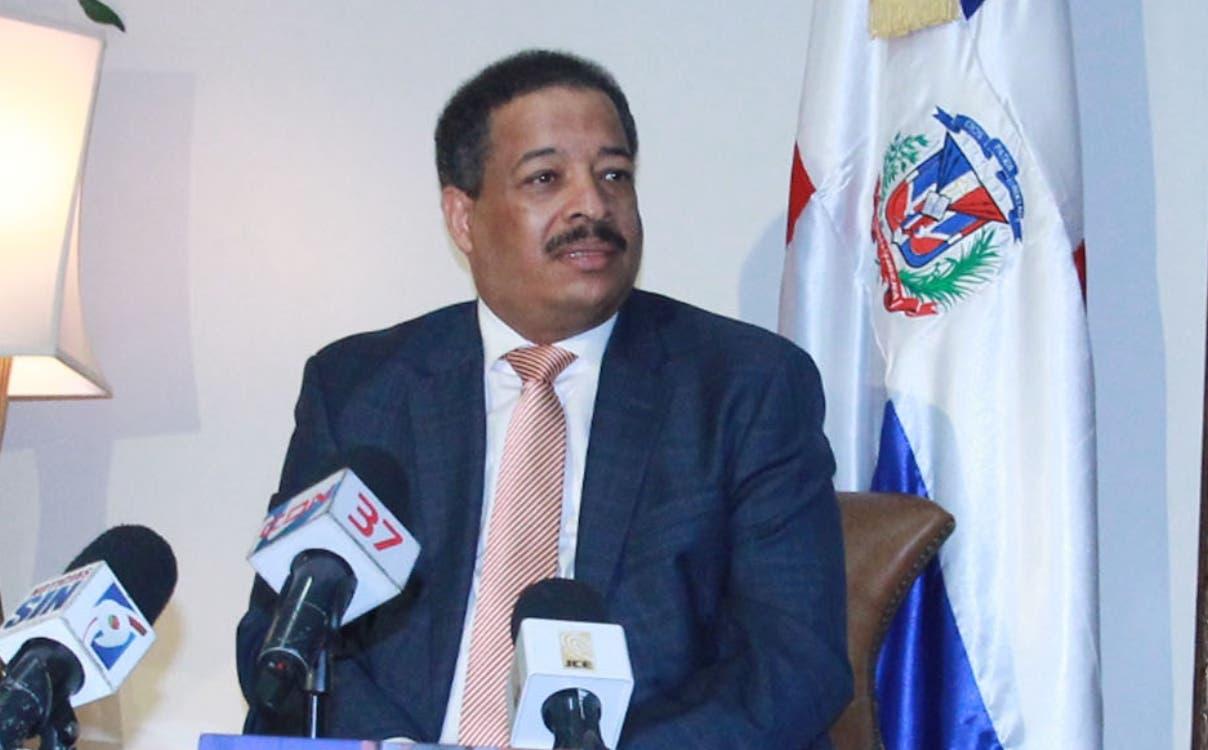 El expresidente de la Junta Central Electoral(JCE), Roberto Rosario.