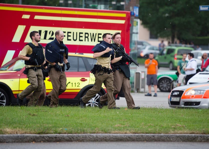 El tirador de Múnich había visitado el escenario de otra matanza escolar