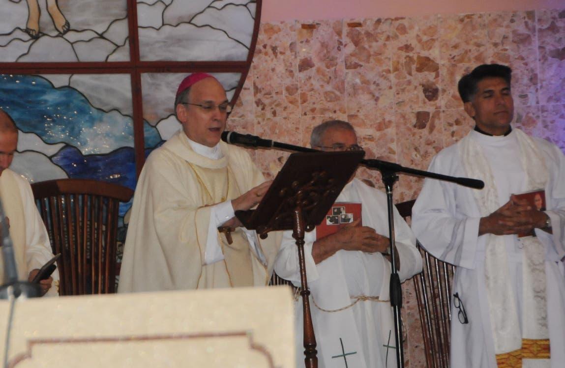 Víctor Masalles celebra 25 años como sacerdote