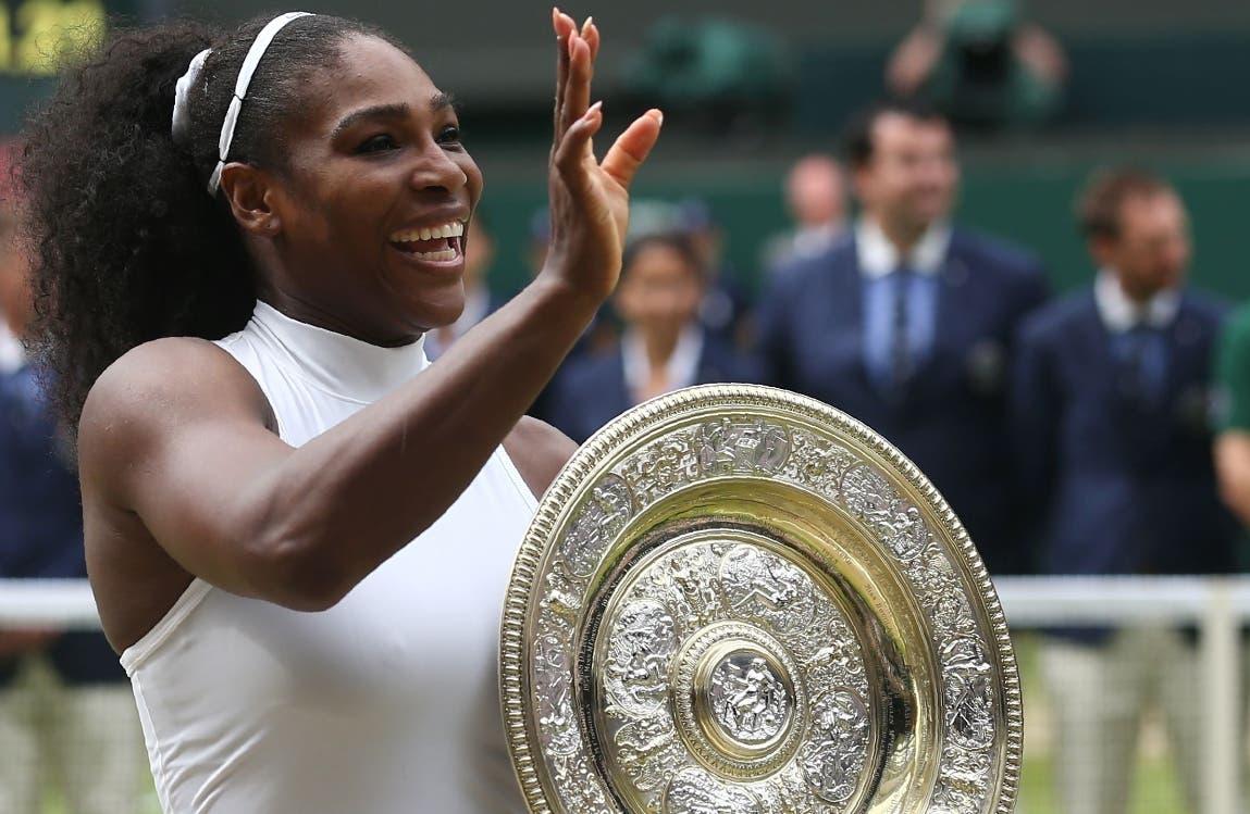 """Presidenta de la WTA: """"Claro que Serena Williams puede ganar otro Grand Slam»"""