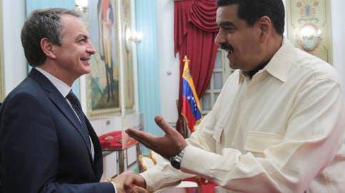 Venezuela: Zapatero se reúne con Maduro para avanzar diálogo