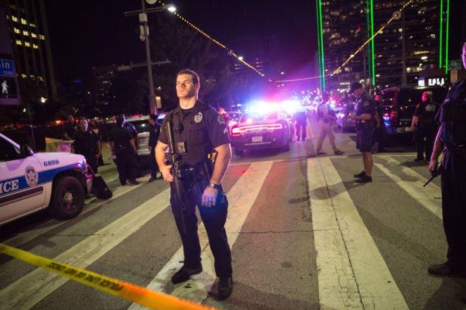 Sospechoso de tiroteo en Dallas solo quería