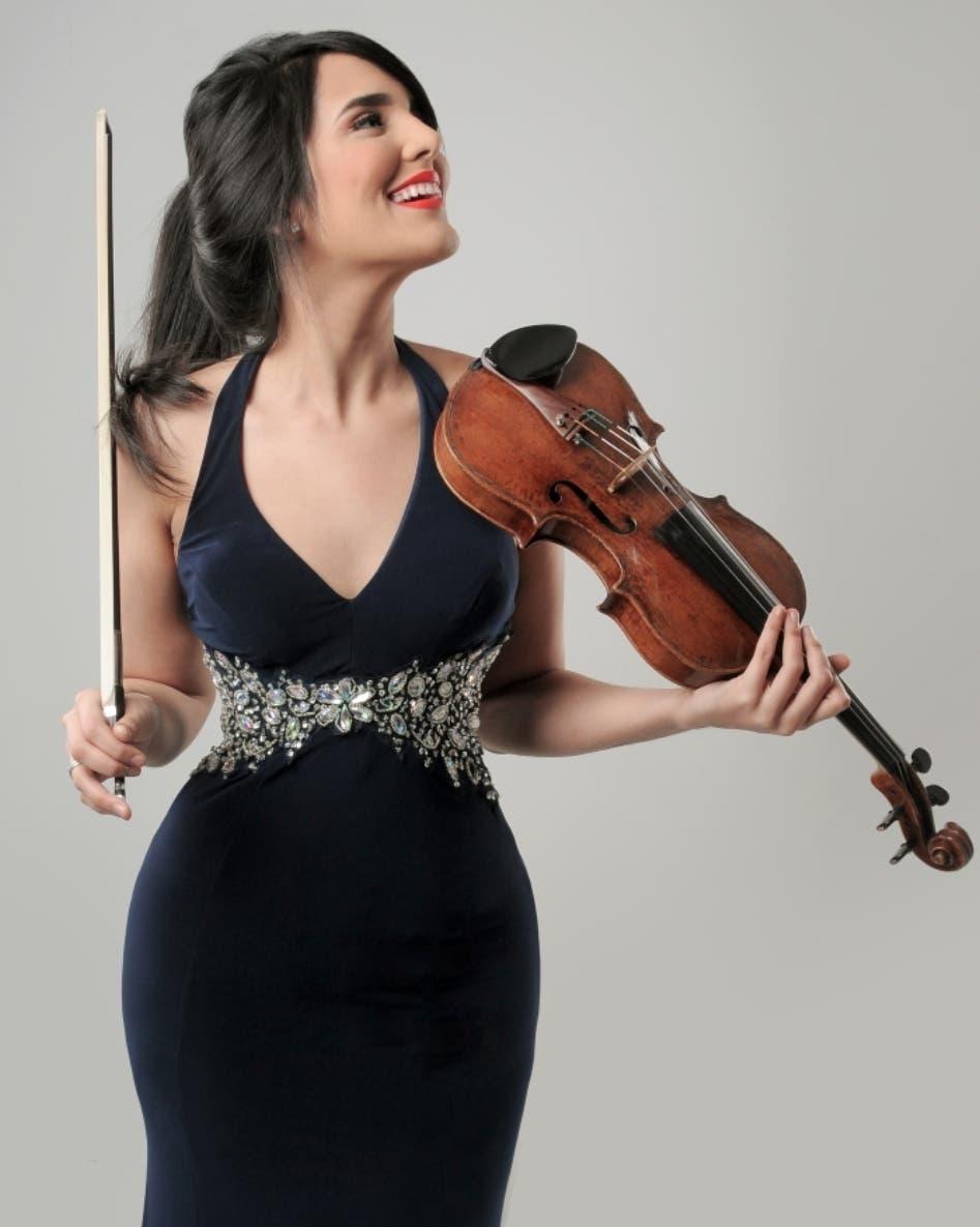 Aisha Syed hará un concierto en el TN