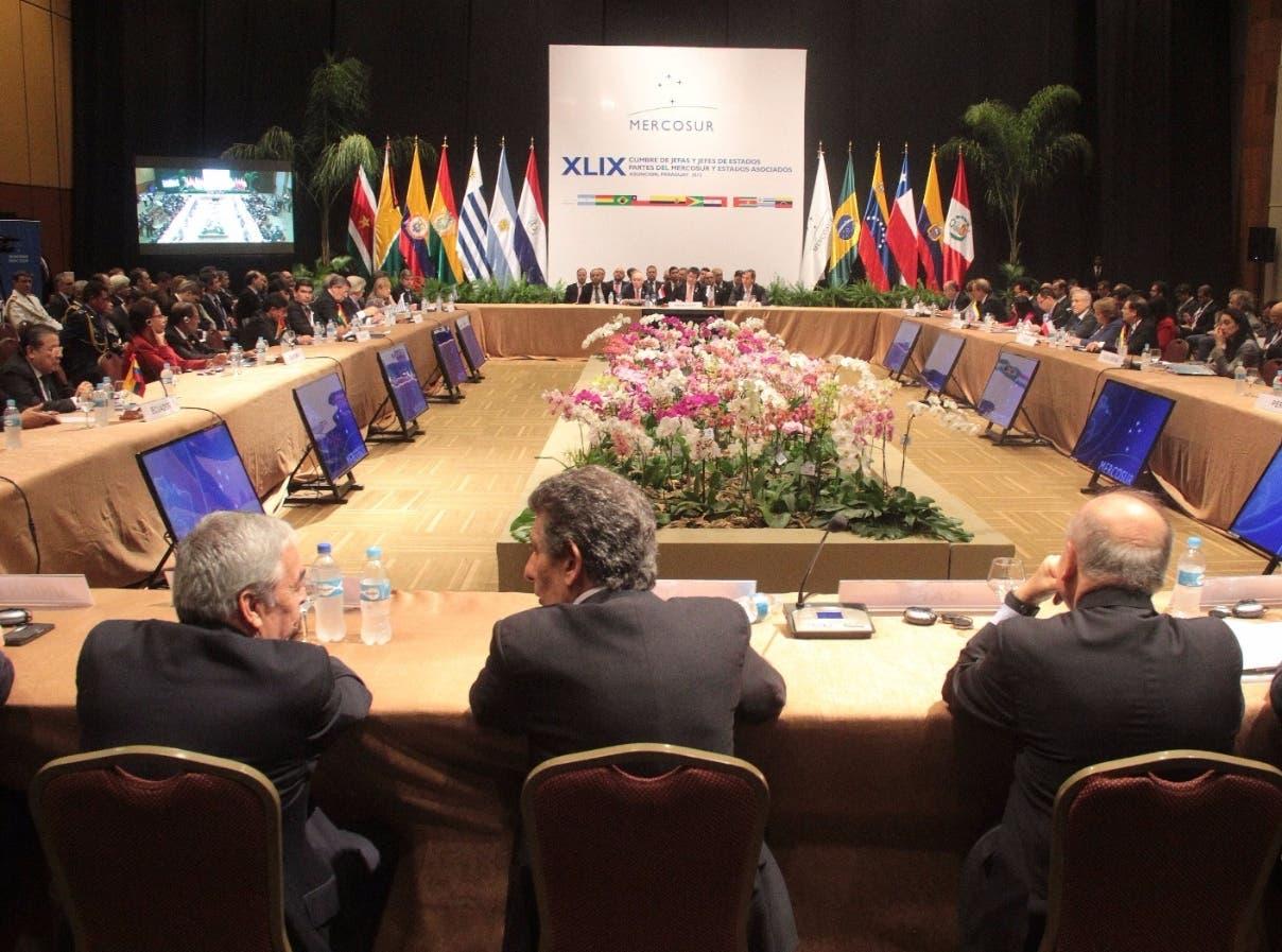 Mercosur atraviesa por su peor crisis