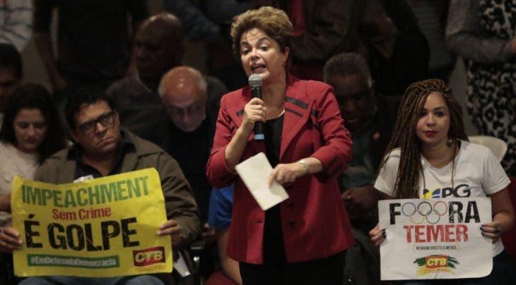 El Senado aprobó la destitución de Dilma con
