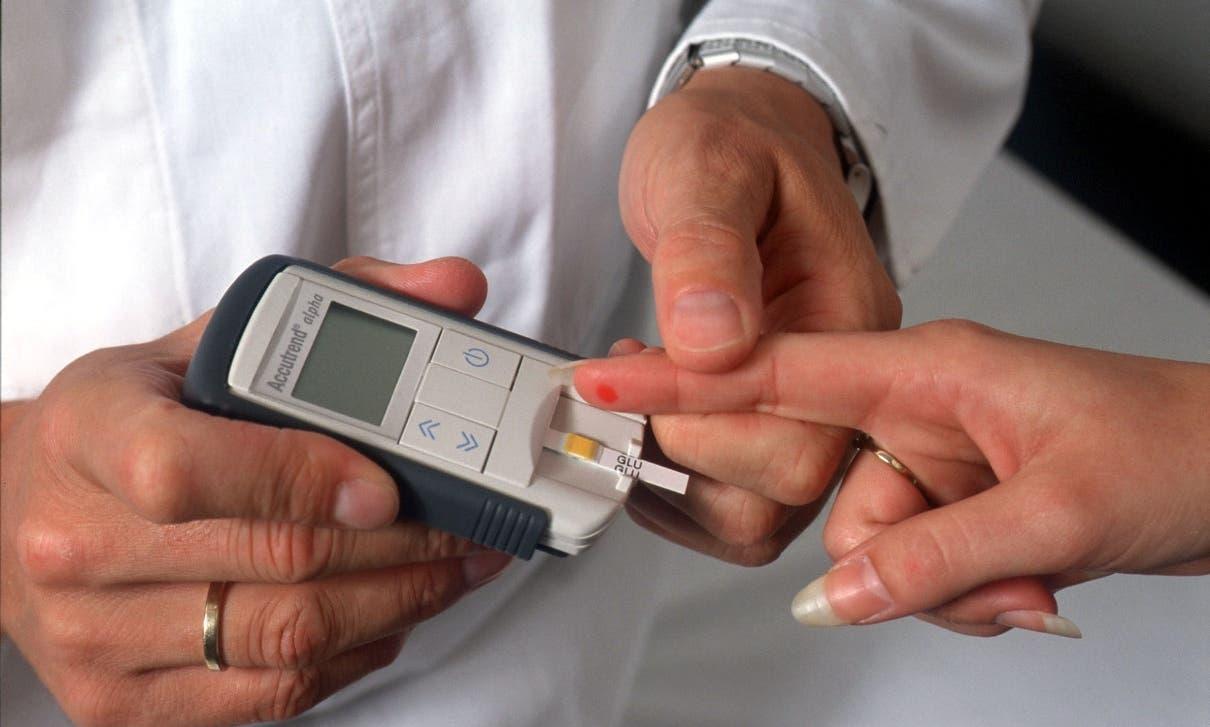 Krankheiten / Diabetes / Blutzucker-Messung