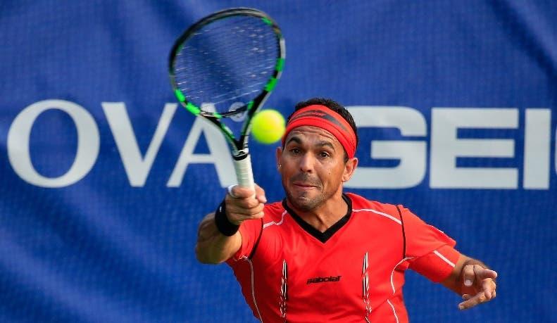 El tenista dominicano Víctor Estrella en puesto 80 del Ranking mundial