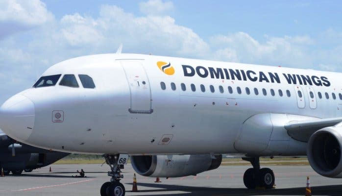 Aerolínea Dominican Wings dice pierde millones de dólares por Aviación Civil