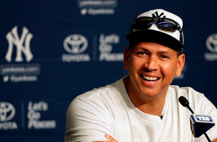 Alex Rodríguez asegura está listo para despedida en el Yankee Stadium