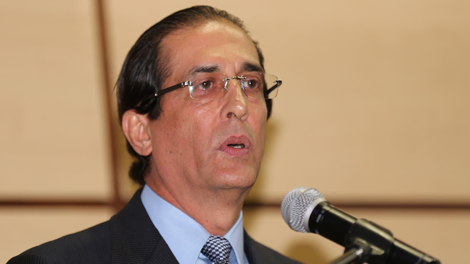 Gustavo Montalvo, ministro de la Presidencia.