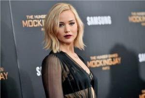 Jennifer Lawrence, con un ingreso de 46 millones de dólares, Lawrence encabeza la lista de actrices mejor pagadas.