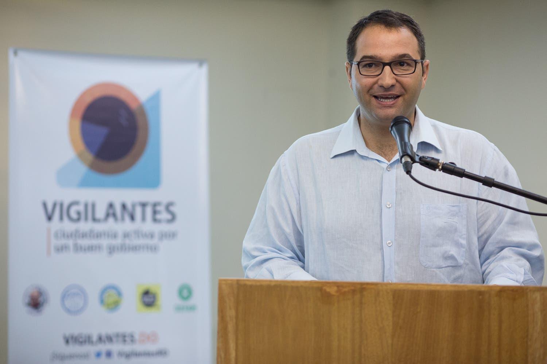Raúl del Río%2c director de Oxfam en República Dominicana