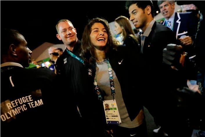 El equipo olímpico de refugiados ya es vencedor antes de competir