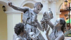 Regresa el Festival de las Estatuas Vivas a RD