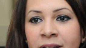 Karen Ricardo, diputada provincia de Santo Domingo.