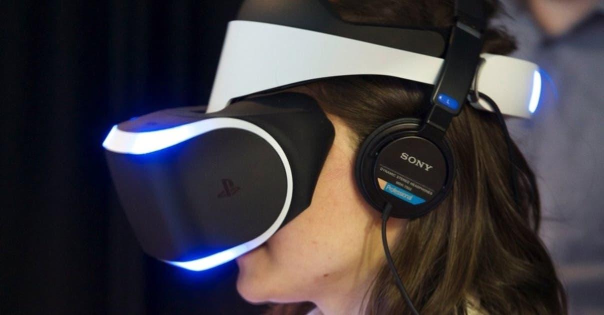 Sony compite con Facebook por el liderazgo en realidad virtual