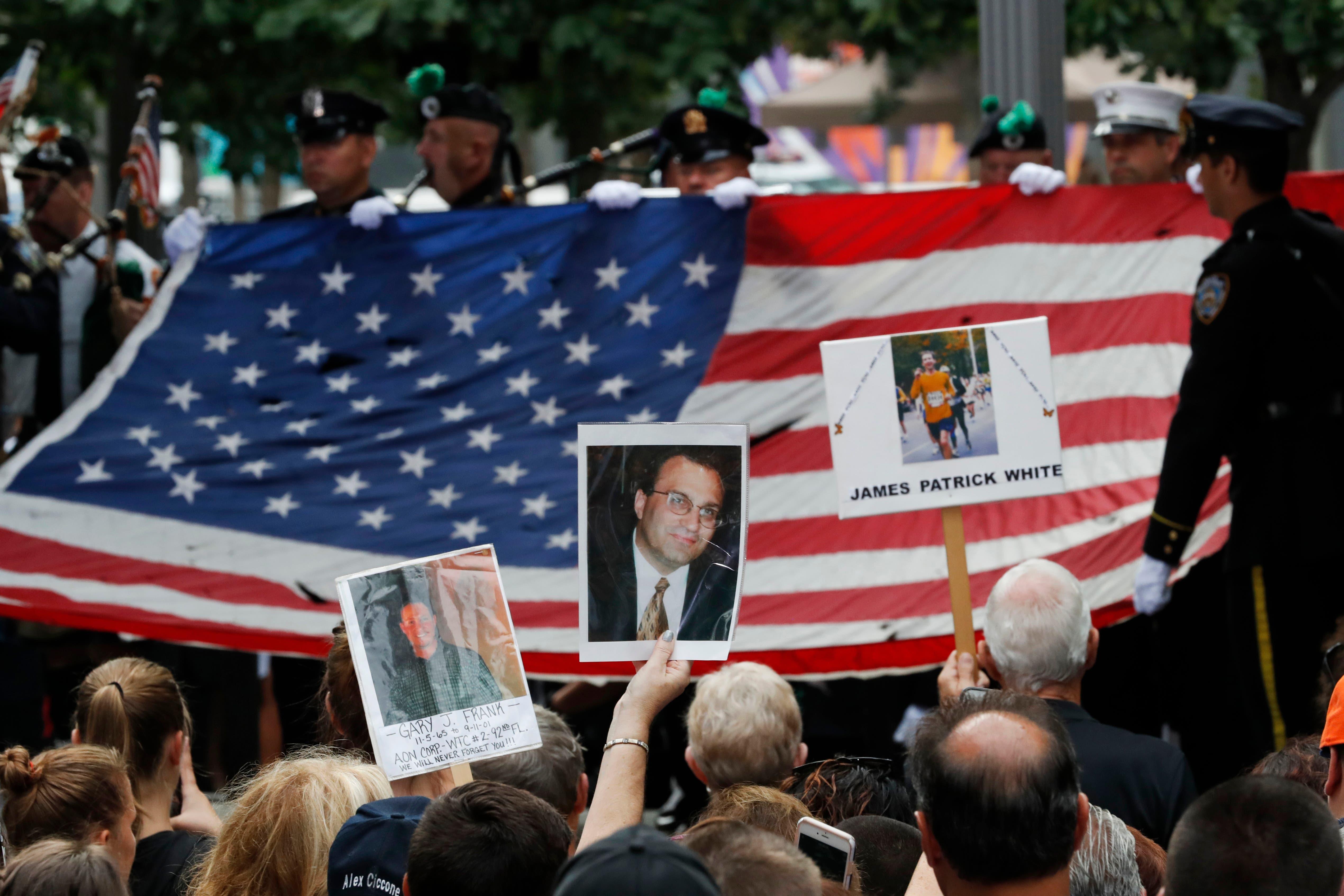 El coronavirus altera también los homenajes por el atentado 11 de septiembre