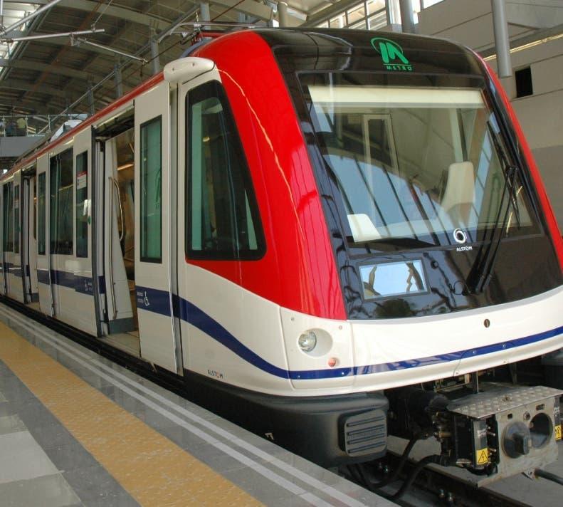Metro de Santo Domingo suspenderá  mañana servicio en algunas estaciones por mantenimiento