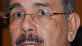 Danilo Medina. El Nacional/ Archivo.  30-01-09.    Juan Faña.