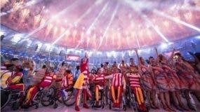 """La inauguración de los primeros Juegos Paralímpicos en América Latina fue un espectáculo donde predominó la """"experiencia multisensorial""""."""