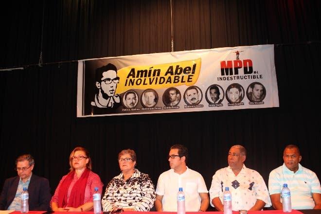 MPD crea Comisión investigará asesinatos y desaparición de revolucionarios