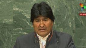 Evo Morales, presidente de Bolivia.  Foto: teleSUR/archivo.